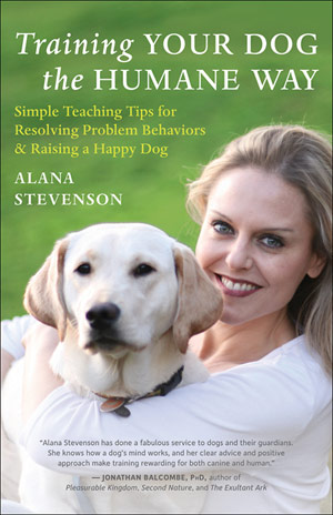 Alana Stevenson Training Your Dog