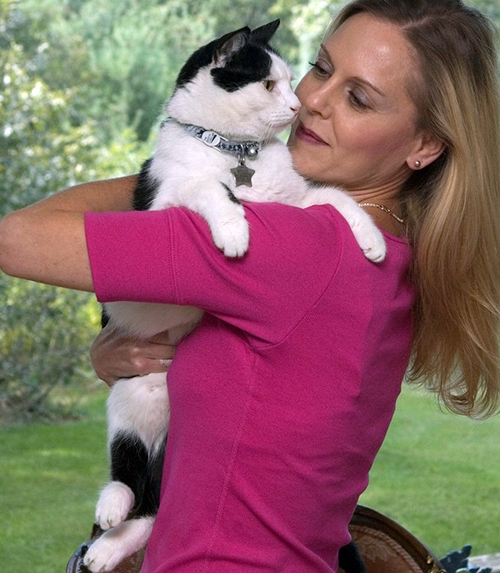 Alana Stevenson Cat Behaviorist